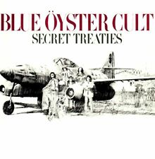 BLUE OYSTER CULT secret treaties (CD album) 502236 2 hard rock 2001 columbia