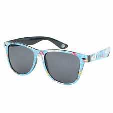 Neff Men's Daily Shades Sunglasses Pool Party Blue Sunwear Beachwear