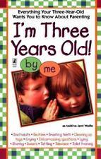 I'm Three Years Old (Paperback or Softback)