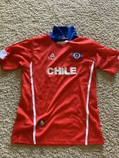 2014 Chile Men's National Team Soccer/Football Jersey Size L/Xl Great Condition