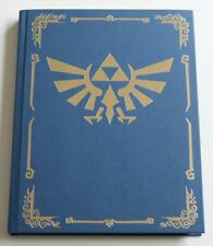 The Legend of Zelda: Phantom Hourglass Collectors Edition-Game Guide Hardback