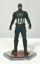 Disney CAPTAIN AMERICA FIGURINE Cake TOPPER AVENGERS Marvel End Game Toy NEW