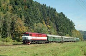 Lokomotive CSD / CD, 749.246, Potůčník 4.10.1996