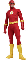 DC Comics Barry Allen The Flash Sixth Scale Action Figure Sideshow in Brown box