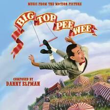 PEE-WEE'S BIG ADVENTURE (MUSIQUE DE FILM) - DANNY ELFMAN (CD)