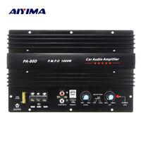 12V 1000W Car Subwoofer Mono Car Amplifier Audio High Power Bass Speaker Amp