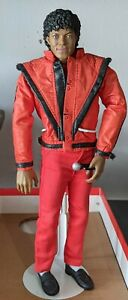 RARE JAPANESE 12IN. MICHAEL JACKSON THRILLER ZOMBIE 1:6 ACTION FIGURE Crazy Toys