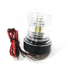 Marine Boat Yacht Navigation Anchor Light All Round 360° White LED Waterproof ll
