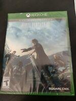 Final Fantasy XV: Day One Edition Square Enix Microsoft Xbox One New SEALED