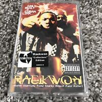 🔴 Wu-Tang Raekwon Tape OB4CL Cassette Unopened Ghostface Rza Rare
