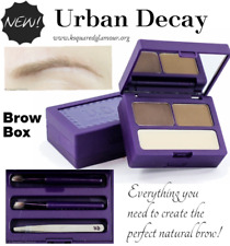 Urban Decay Eyebrow BOX BROW POWDER, WAX AND TOOLS KIT~choose colors