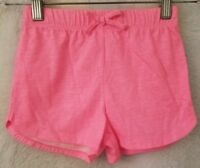 WonderKids NWOT Girls Pink Elastic Waist Shorts Size 5T