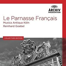 Goebel / Musica Anti - Coll Ed: Le Parnasse Francais [New CD] Boxed Set