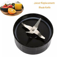 Juicer Replacement Blade Knife Part For Magic Bullet Cross  Included Rubber Seal