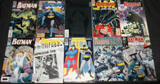 Batman Golden Age Comic Lot 253Pc Dark Knight + Robin Comics (Vf-Nm)
