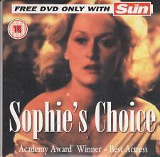 SOPHIE'S CHOICE  THE SUN  - promo DVD