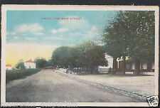 South Africa Postcard - Paarl - The Main Street    A6385