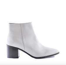 SEYCHELLES - For the Occasion Ankle Boots White Urban Outfitters Revolve 7.5 NIB