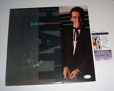 Singer John Hiatt Signed Warming Up To The Ice Age LP JSA CERT Proof FREE SHIP