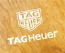 TAG HEUER Old School Aufkleber Sticker Retro Uhr Watch Motorsport Rennen Schrift
