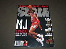 1999 APRIL SLAM MAGAZINE - MICHAEL JORDAN COVER - NBA BASKETBALL LEGEND - O 7328