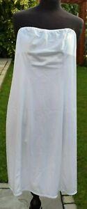 Vintage Ivory Slip VANITY FAIR 32L Strapless Made is U.S.A. Preloved Underskirt