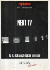 Next TV La via italiana al digitale terrestre - Luigi Pugliese - in offerta!