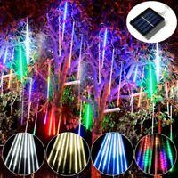 LED Meteor Shower Rain Lights Waterproof  Light Falling String Xmas Decor Lamp