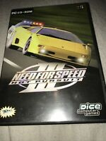 Need for Speed III - PC CD ROM video game