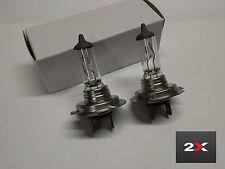 2x ABG H7 12V 55W PX26d Halógena Bombilla Lámpara Volvo VW Audi (Osram)