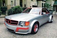 1985 Mercedes Benz 500SEC Benny S Panam Tuner Photo c2988-UD6SBF