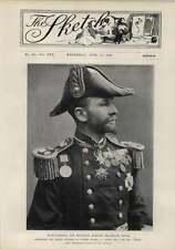 1900 Vice Adml Sir Edward Hobart Seymour Redvers Buller