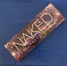 Urban Decay Naked Ultraviolet Eyeshadow Palette Brand New Authentic In Hand