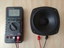MILLER AND KREISEL M&K Speakers Woofer Z50 MK TV 8-Ohm Woofer s150