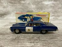 Dinky Pontiac RCMP Car 252 SpeedWheels Good Condition