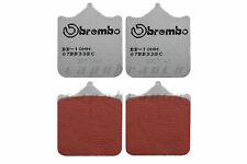 Pastiglie Freno Anteriori BREMBO SC COD. 07BB33SC