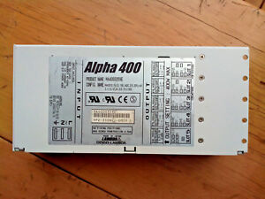 LAMBDA ALPHA 400W POWER SUPPLY MA4000359E  Frontier 330/340 PART# 125C967468C