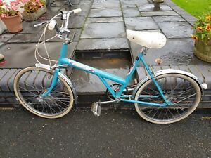 Used Raleigh Shopper 20 Cruiser Travel Bike Bicycle Vintage Retro Chopper Era
