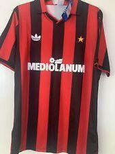 More details for ac milan retro shirt 89/91