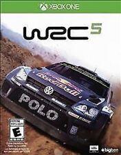 WRC 5 USED SEALED (Microsoft Xbox One, 2015)
