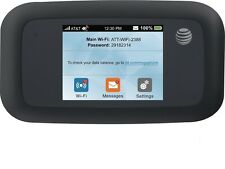 At&T Unlimited Data 4G Lte: Zte Velocity Hotspot Plus 1 Month Unlimited Sim Card