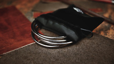 """4"""" Linking Rings (Chrome) by TCC from Murphy's Magic"""