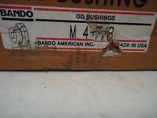 """BANDO M 4-7/8 QD BUSHING """"NEW"""" M 4 7/8   M47/8"""