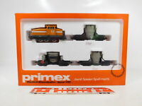 CA863-2# Primex/Märklin H0/AC 2704 Stahlwerks-Zug, NEUW+OVP (ungeöffnet)