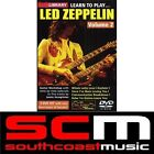 LICK LIBRARY LEARN TO PLAY LED ZEPPELIN VOLUME 2 GUITAR DVD! BRAND NEW