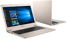 "New Gold ASUS Zenbook UX305CA M3-6Y30 2.2GHz 13.3""FHD IPS 8GB RAM 512GB SSD W10H"