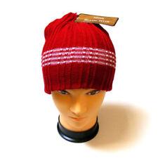 Gorras y sombreros de hombre sin marca color principal rojo