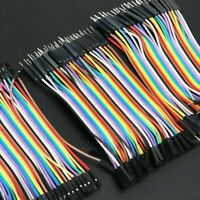 Dupont Wire Jumper Cable For Arduino Breadboard 11cm Durable Newest Universal