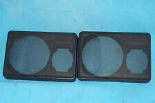 BMW E28 rear speaker speakers covers PAIR tagra