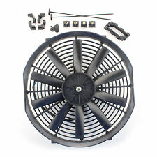 "ACP 14"" Universal Pull Radiator Cooling Fan Straight Blades Replacement Unit"